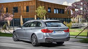 2017 bmw 5 series touring first drive motor1 com photos