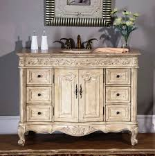 French Vanity Units Antique Looking Furniture For Beautiful And Classic Decor Home