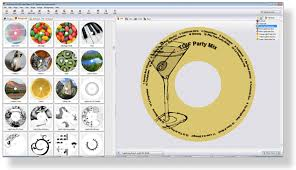 cd label designer lightscribe software made easy acoustica cd dvd label maker
