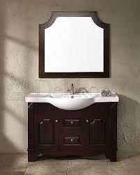 Wash Basin Vanity Unit Creative Design Dark Wood Bathroom Vanity Units Furniture Wooden