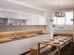 kche wei mit holzarbeitsplatte küche weiß mit holzarbeitsplatte handlung auf küche kueche 4