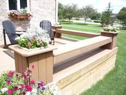 composite benches decks by design picture portfolio