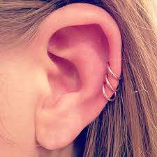 best cartilage earrings 53 tiny cartilage earrings 25 best ideas about cartilage