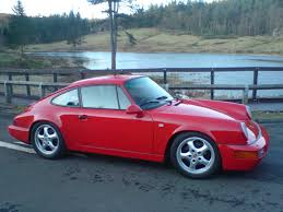 1990 porsche 911 red 911uk com porsche forum specialist insurance car for sale