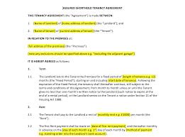 free non disclosure agreement template uk tenancy agreement template uk template agreements and sample tenancy agreement template