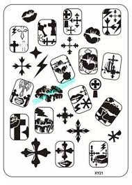 halloween stamp compare prices on halloween nail stencils online shopping buy low