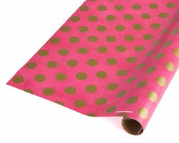 pink wrapping paper wrapping paper shop american greetings