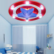 aliexpress com buy kid u0027s room lighting captain america ceiling