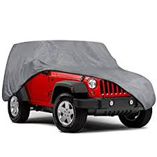 pictures of jeep wrangler amazon com motor trend outdoor car cover for jeep wrangler 2 door