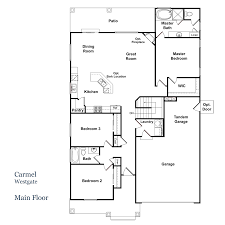 us homes floor plans carmel westgate single family home in bluffdale liberty homes