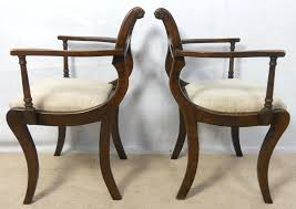 dark wood dining room set chairs ebay with bench en for sale table