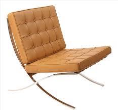 barcelona chair barcelona chair in aniline leather barcelona chair