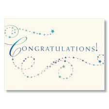congratulatory cards 28 congratulatory cards personalize congratulations