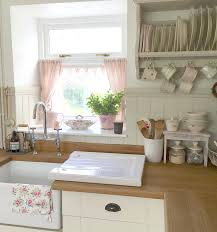 country kitchen curtains ideas shabby chic kitchen curtains snaphaven