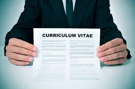 Full Word For Cv Curriculum Vitae Cv Template