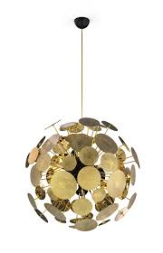 10 contemporary lighting pieces for your living room