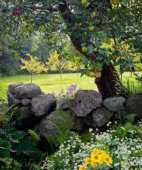 234 best stone walls trex images on pinterest gardens stone and