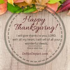 inspiring gratitude happy thanksgiving from donotdepart