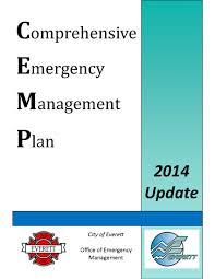Fire Evacuation Plan Wa by City Emergency Plans Everett Wa Official Website