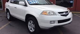 acura jeep 2005 used 2005 acura mdx pricing for sale edmunds