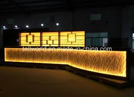 Bars Furniture Modern by China Modern Bar Furniture With Led Fansy Modern Bar Counter