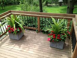Outdoor Planter Ideas by Inspiring Planter Design Ideas Features Square Shape Planter And