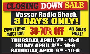 vassar radio shack home