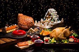 conrad centennial singapore u2013 oscar u0027s christmas buffet feast