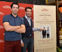 Drew And Jonathan Scott Property Brothers Return To Atlanta For Book Signing Mjcca April