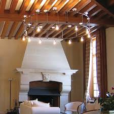 Suspended Track Lighting Cable Track Lighting Fixtures White Track Lighting Hampton Bay