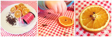 How To Make Home Decor How To Make Dried Orange And Cloves Christmas Decorations Our