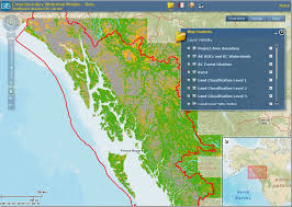 Southeast Alaska Map Cross Boundary Resources Module Southeast Alaska Gis Library