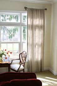 Living Room Privacy Curtains Home Makeover With The Experts Living Room Edition