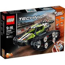lego technic truck technic rc lenktynininkas 42065