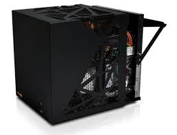 pc bureau silencieux grosbill by quietty the cube pc gamer 0db silencieux puissant