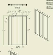 How To Frame A Wall by Panelization Wall Framing Framing Contractor Talk