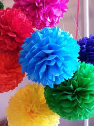 How To Make Mexican Paper Flowers - how to make mexican tissue paper flowers tutorial crafts