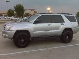 toyota 4runner lifted 2005 toyota 4runner lifted wallpaper 1024x768 24773