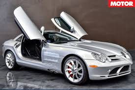 mclaren slr carrera gt top aussie auction motor