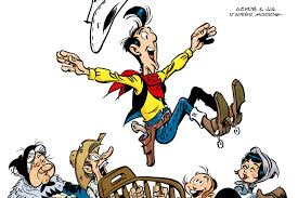 lucky luke comics english blog iej