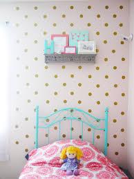 Wall Decal For Nursery by Wall Decal Walmart Decals Gold Polka Dot Nursery Polka Dot