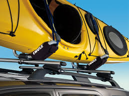 Ford Escape Accessories - racks and carriers by thule folding kayak carrier the official
