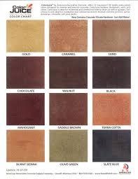 Concrete Stain Colors For Patios 77 Best Concrete Stain Colors Images On Pinterest Concrete Stain