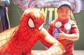 spider man batman superman pallbearers funeral