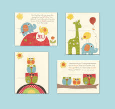 Giraffe Baby Decorations Nursery by Nursery Art Prints Baby Room Decor Nursery Art Decor Kids