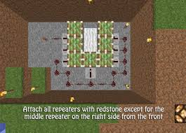 how to use redstone to create a converting enchantment table in