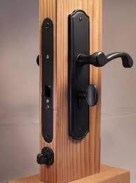 Patio Door Locks Hardware Sliding Door Locks Hardware Replacement For Style California