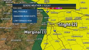 Severe Weather Map Severe Weather Possible In North Texas Thursday Nbc 5 Dallas