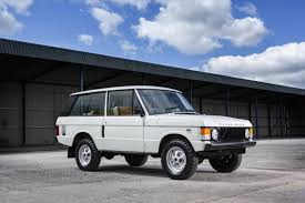 land rover classic lifted the official buying guide range rover classic two door