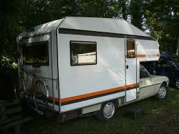 peugeot 504 modified peugeot 504 camping car cellule bimobil absetzkabine wohnkabine